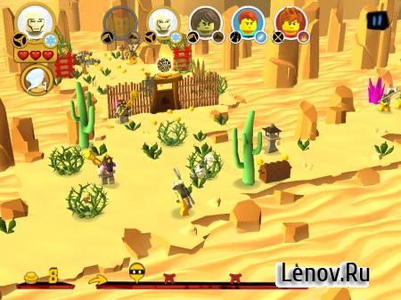 LEGO® Ninjago™ WU-CRU v 1.0.0