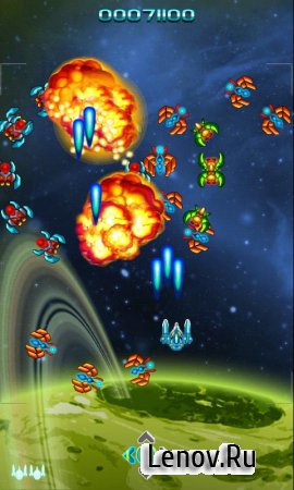 Galaga Special Edition v 1.1.1 Мод (Ad-Free)