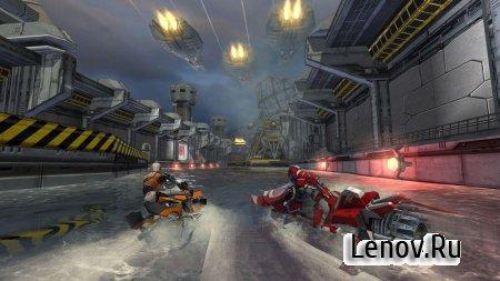 Riptide GP: Renegade v 1.2.1 (Mod Money)