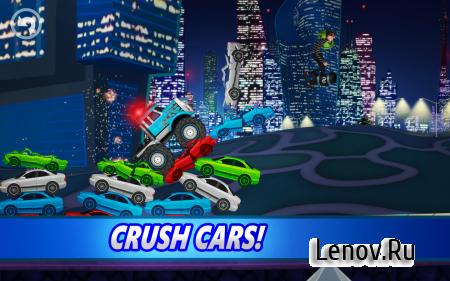 Monster Truck Police Racing v 1.1
