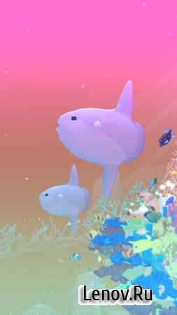Tap Tap Fish - AbyssRium v 1.7.8 Мод (Unlimited Gems/Hearts)
