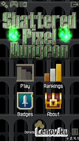 Shattered Pixel Dungeon v 0.7.0a (Mod Money/Unlocked)