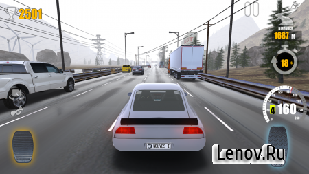 Traffic Tour v 1.4.5 Мод (Infinite Cash/Gold)