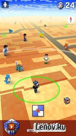 Pixelmon GO - catch them all! (обновлено v 1.13.129) (Mod Money)