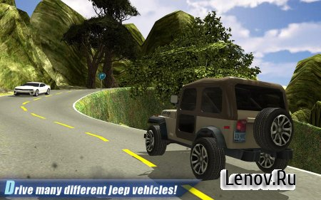 Off Road 4x4 Hill Jeep Driver v 1.5 Мод (много денег)