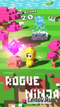 Rogue Ninja v 1.0.28236 Mod (Unlocked)