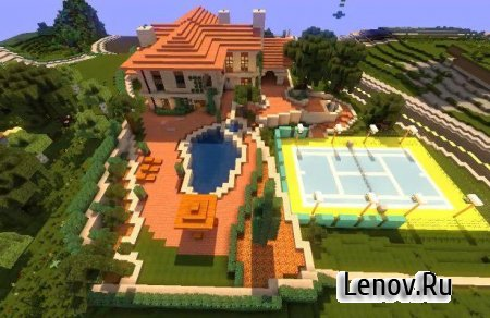 Mod & Skin GTA V for Minecraft v 1.6