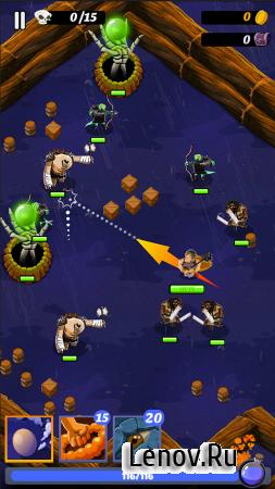 Ballbarian v 0.0.11a Мод (Massive damage & More)