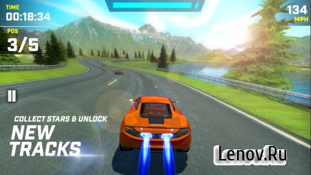 Race Max (обновлено v 2.51) (Mod Money)