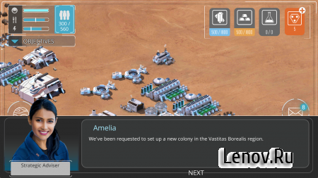 Dawn of Mars v 1.1.14 (Mod Money/Ad-Free)