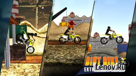Dirt Bike : Extreme Stunts 3D v 1.0