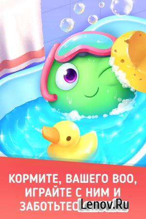 My Boo - Your Virtual Pet Game (обновлено v 2.2) (Mod Money)