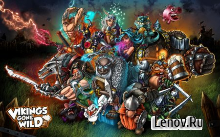 Vikings Gone Wild v 4.4.0.1 (Mod Money)