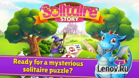 Solitaire Story - Tri Peaks (обновлено v 1.254.0) (Mod Money)