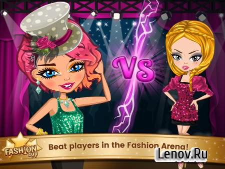 Fashion Cup – Dress up & Duel v 2.94.0 (Mod Gems)