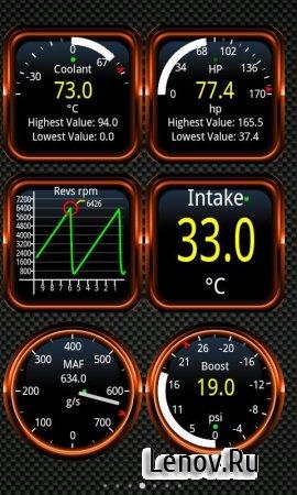 Torque Pro (OBD 2 & Car) v 1.8.94 (Full)