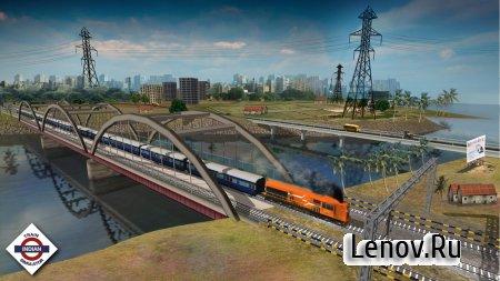 Indian Train Simulator v 2020.2.10 Мод (много денег)