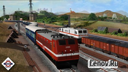 Indian Train Simulator v 19.2 (Много денег)