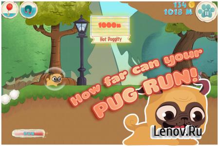 Pug Run v 1.2.1 (Mod Money/Ads-Free)