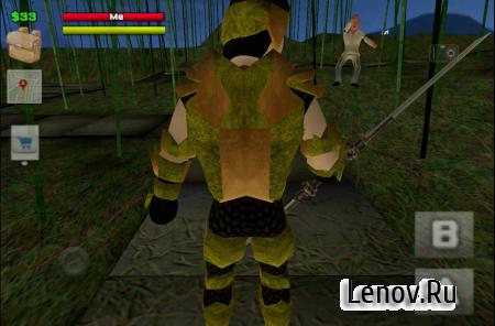 Ninja Rage - Open World RPG v 1.13 (Mod Money/Infinite Energy)