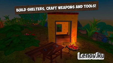 Island Survival Simulator 3D v 1.4 (Mod Money)