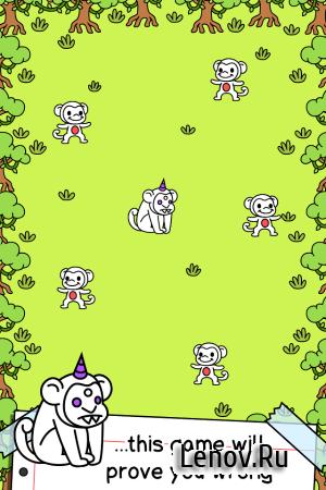Monkey Evolution - Clicker v 1.0.4 (Mod Money/Ads-Free)