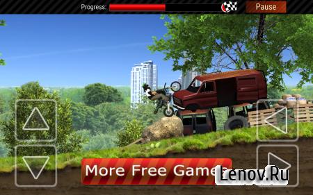 Desert Motocross Free v 1.0.6 Мод (Unlocked)