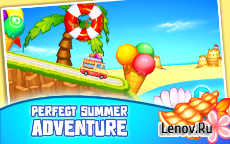 Paradise Island Summer Fun Run v 1.0 Мод (Unlocked)