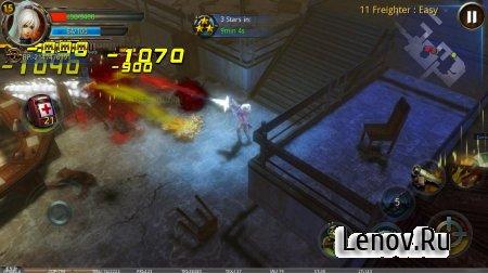 Broken Dawn II v 1.6.1 Мод (1 hit kill & More)