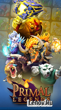 Primal Legends v 1.608.22566