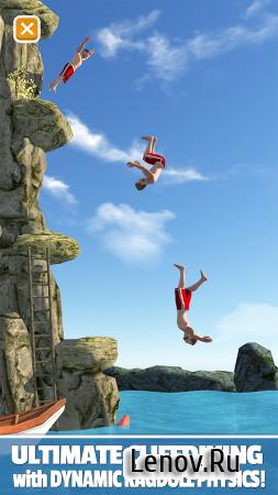 Flip Diving v 3.1.01 (Mod Money)