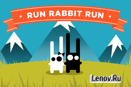 Run Rabbit Run Free Platformer v 1.3.46 Мод (Unlocked)