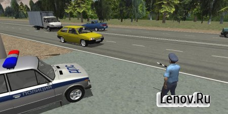 Traffic Cop Simulator 3D v 12.2.3 (Mod Money)