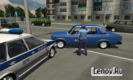Traffic Cop Simulator 3D v 10.1.1 (Mod Money)