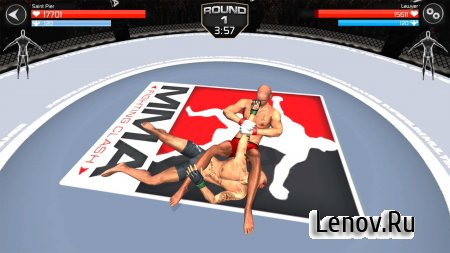 MMA Fighting Clash v 1.34 Мод (много денег)