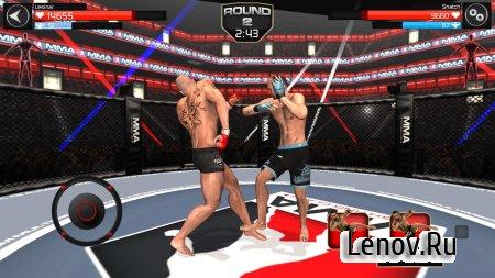 MMA Fighting Clash v 1.21 Мод (много денег)