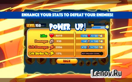 Burning God Fighter v 0.9.2 (Mod Money)
