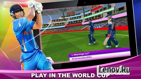 T20 Cricket Champions 3D v 1.8.302 (Mod Money)
