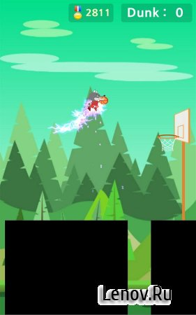 Shoot And Dunk v 1.0.4 (Mod Medals)