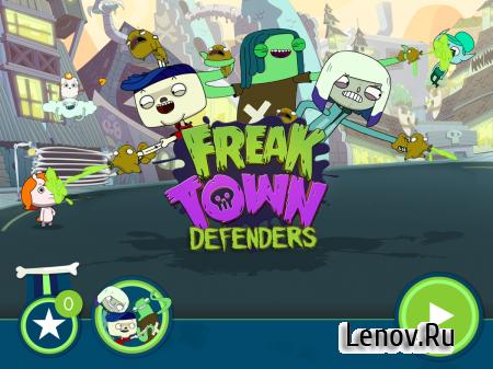 Freaktown Defenders v 1.1 (Full) (Mod Power)