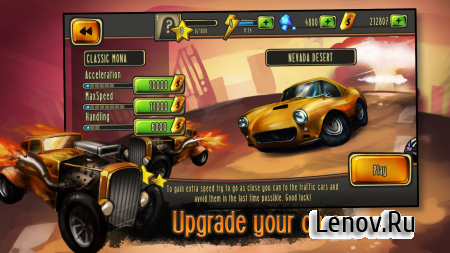 Adrenaline Racing v 1.0 (Mod Money)