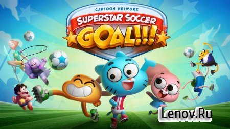 CN Superstar Soccer: Goal!!! v 1.0.0 (Full) (Mod Money)