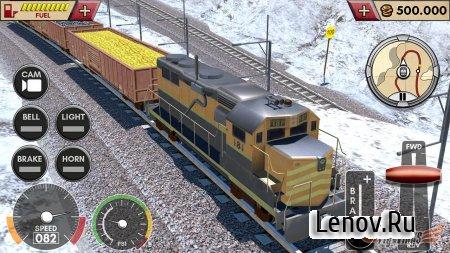 Train Simulator 2016 HD v 1.0.1 (Full) (Mod Money)