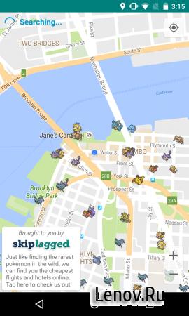 Pokemap Live - Find Pokemon! v 1.31