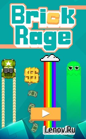Brick Rage v 2.5.6 (Mod Money)