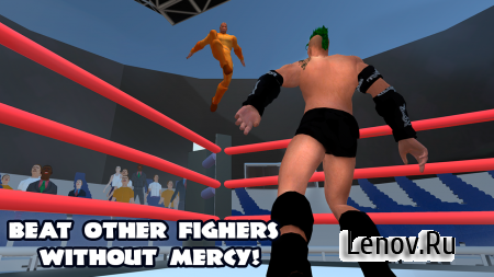 Wrestling Fighting Revolution v 1.0 (Mod Money)