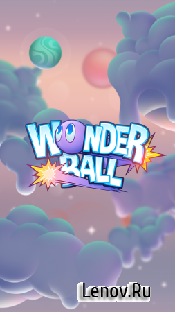 Wonderball - One Touch Smash v 1.2.5 (Mod Coin/Gems/Boosters)