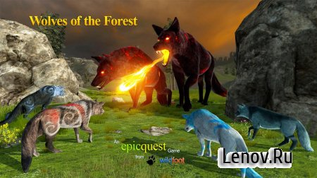 Wolves of the Forest v 1.2
