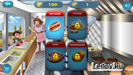Fabulous Food Truck v 1.0.1 (Mod Money)