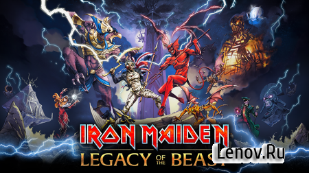 Iron Maiden: Legacy of the Beast v 323008 (God Mode/One Hit Kill)